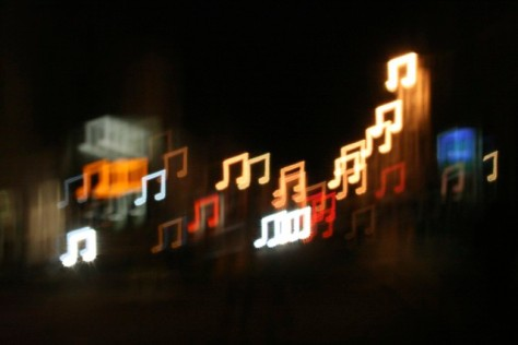 Music notes (larger)